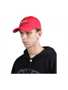 Crime X Punishment Cap 'KFC' Red