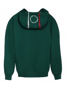 'The Wall' Women Track Jacket Green