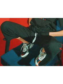 Cropped 3/4 Sweatpants Black