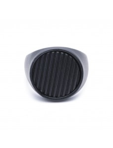 Opposite Ring Grill Total Black