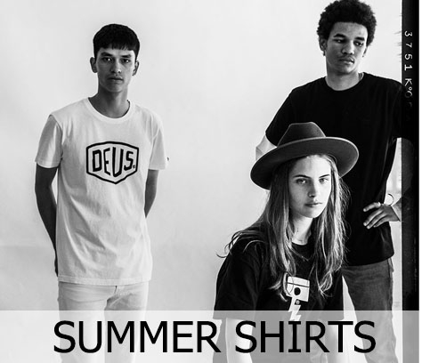 Summer Shirts Tees T-Shirts